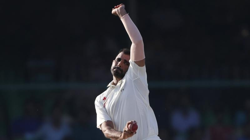 Mohammed Shami is all set to play in the first three matches of the upcoming Test series against England, beginning August 1. (Photo: AP)