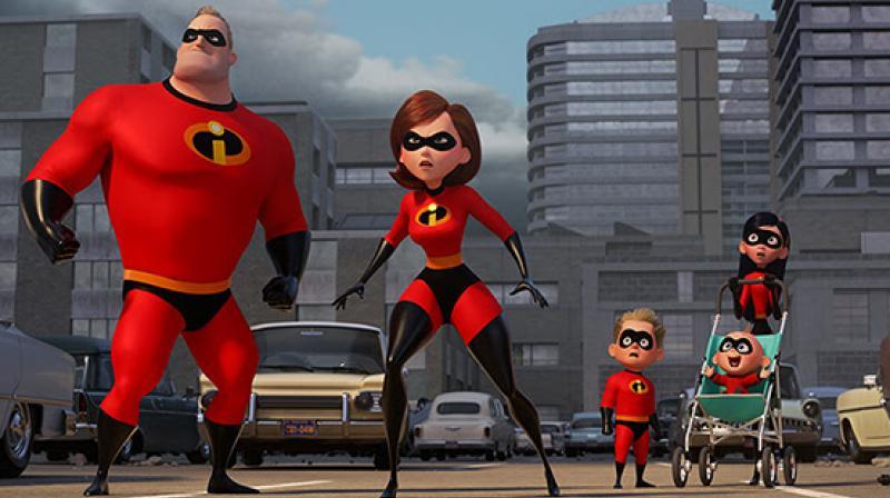 Fun fact: 'Incredibles 2' is Pixar's twentieth feature film. (Image Credit: Disney-Pixar)