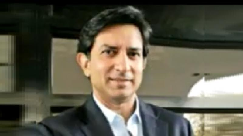 CG Power board sacked Gautam Thapar after an investigation that unearthed a multi-crore financial scam in the firm. (Photo: Screegrab YouTube))
