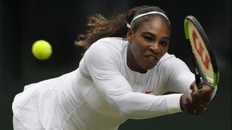 The 37-year-old American achieved her victory over sister Venus in the final two years ago while eight weeks pregnant with her daughter Alexis Olympia, who was born the following September. (Photo: AP)