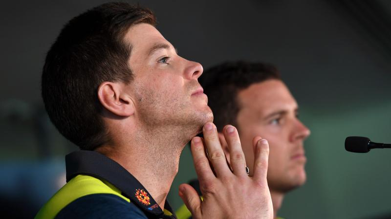 The Australian skipper initially said the calls had been