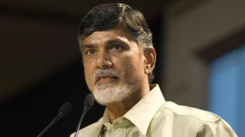 On Saturday, the Andhra CM had lashed out at Reddy over his statement that 'it won't be wrong if he is gunned down on the streets.'