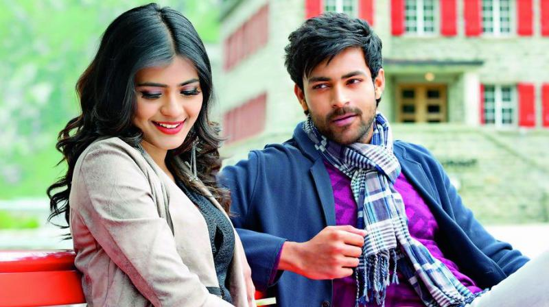 The film, which also has Hebah Patel, Tejaswi Madivada and Prince in key roles, sees Varun in a full-length comic role for the first time ever.