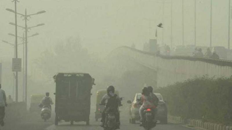 The Pollution Control Board (PCB) will be checking the toxicity of the fumes being emitted from the site for coming three days.  (Representational Images)