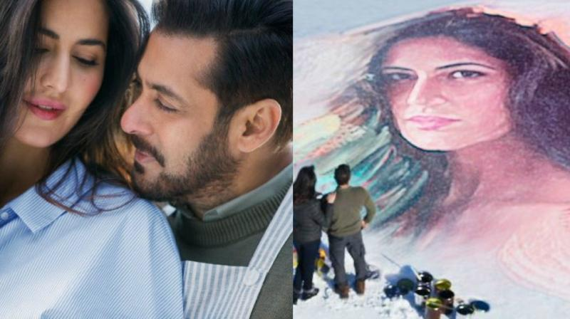 Salman Khan: Katrina Kaif beats out Deepika, Priyanka as a dancer