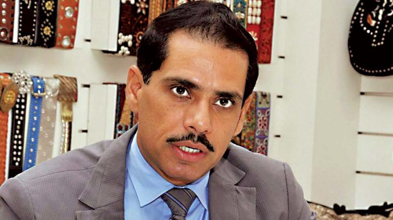 Vadra's lawyer Suman Jyoti Khaitan claimed that the ED officials raided 'close associates' and business partners of Vadra in Delhi without even showing any search warrants. (Photo: File)