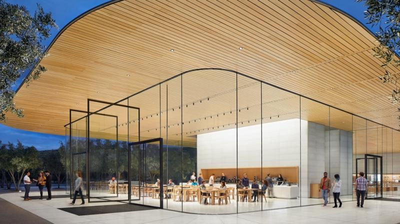 Apple's market capitalization topped a record $934 billion.