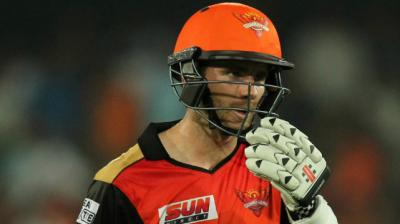 Three wins from four games and six points each against their name, Sunrisers Hyderabad and Chennai Super Kings will lock horns in a Southern derby of the Indian Premier League (IPL). (Photo: BCCI)