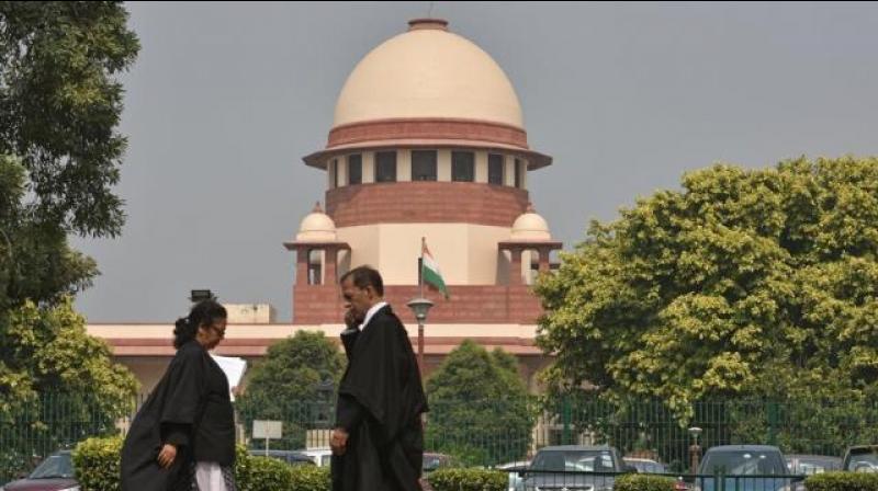 Supreme Court (PTI)
