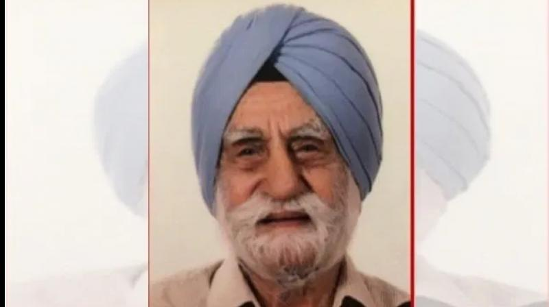 Army's oldest artillery man Jallanwalia passes away at 102