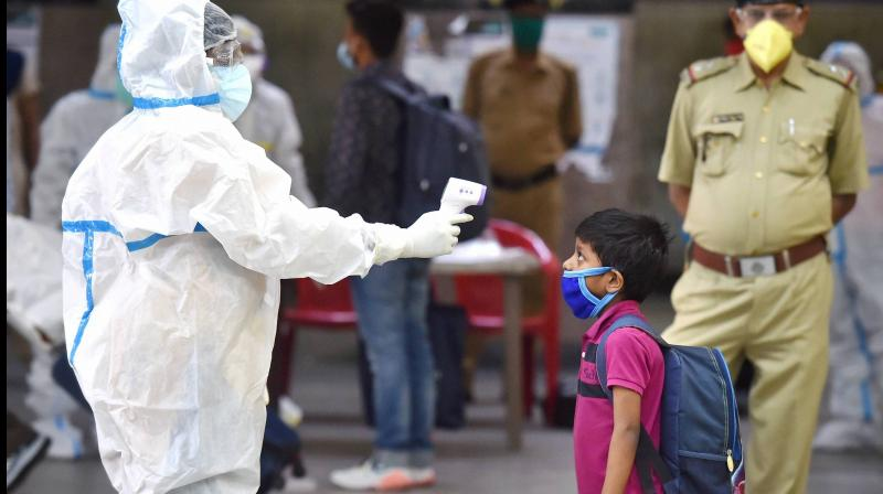 591 new coronavirus cases reported in Delhi, tally reaches 12,910