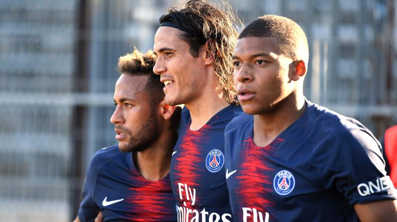 Both PSG and City were fined 60 million euros by UEFA in May 2014, but both were told they would get 40 million euros back if they stuck to the terms of their settlement. (Photo: AFP)