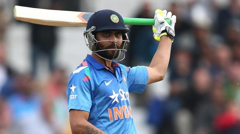 Ravindra Jadeja slams six sixes in local T20 tournament