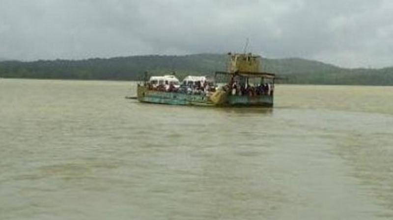 Both ferries sustained minor damages and no injuries have been reported so far.  (Photo: ANI)