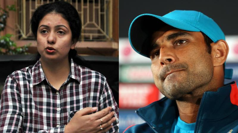 Disappointed with the decision, Hasin Jahan's lawyer Zakir Hussain asked, what parameters were BCCI's investigations based on, while adding that his client's allegation was never about match-fixing. (Photo: PTI / AFP)
