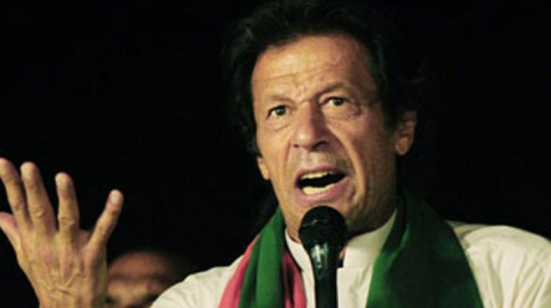 Pakistan PM Imran Khan (Photo; AFP)