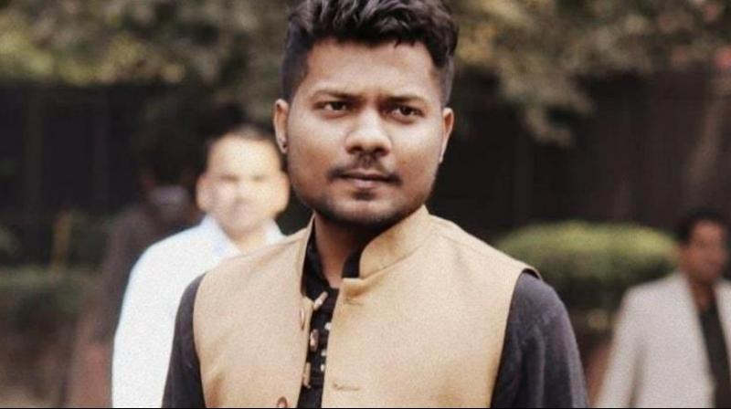 Journalist Prashant Kanojia released from Lucknow jail