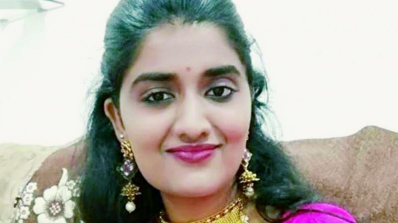 Dr Priyanka Reddy.