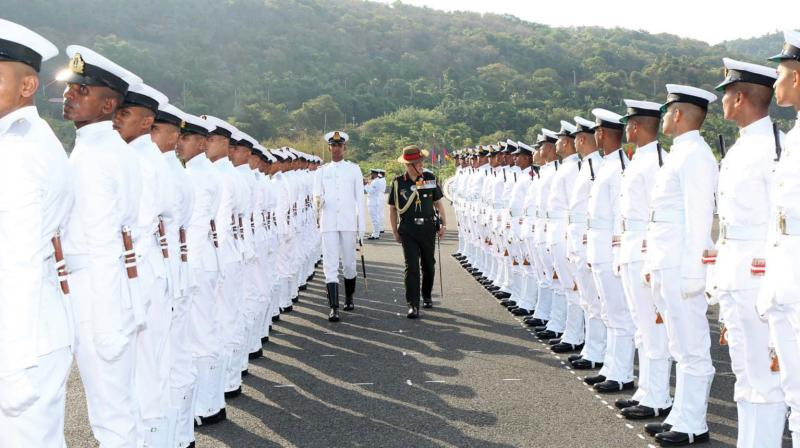 264 INA trainees pass out from Ezhimala