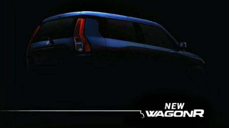 Bigger, lighter Wagon R to be priced similarly as outgoing model, between Rs 4 lakh to Rs 6 lakh.