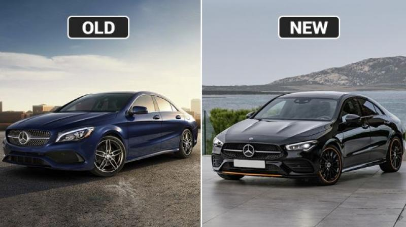 Mercedes-Benz has unveiled the latest iteration of the CLA Coupe at the 2019 Consumer Electronics Show in Las Vegas.
