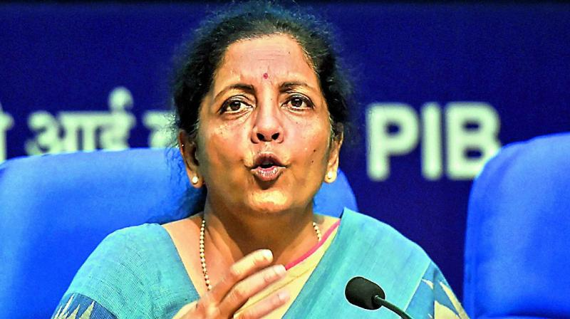 Govt to review surcharge on super-rich in 2022: Nirmala Sitharaman