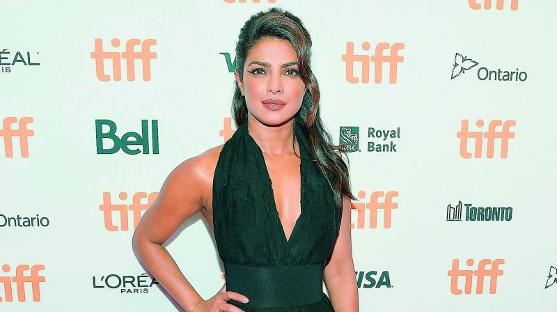 Priyanka Chopra graces Hollywood film trailer but only for five seconds!