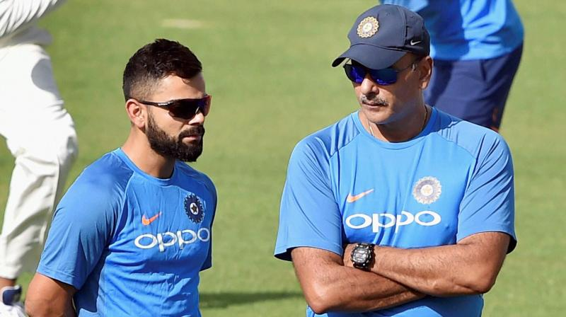 Starting on Jan. 5, India play three tests in South Africa -- as well as six one-day and three Twenty20 internationals -- and, for a change, they will be relying more on pace than spin to succeed against the world second-ranked side. (Photo: PTI)