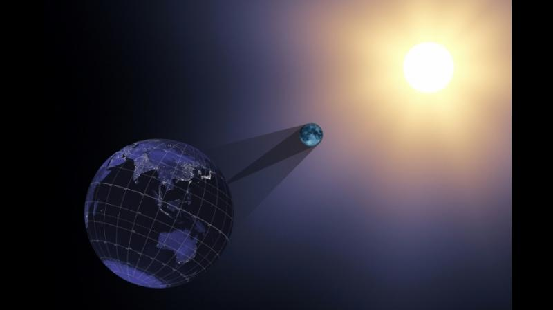 The total eclipse will last up to 2 minutes and 40-plus seconds in places. (Photo: File)