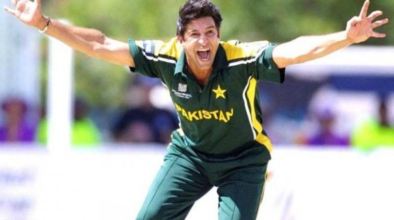 After seeing the video, Akram showered praises on the kid on Twitter and called him a 'serious talent'. (Photo: AFP)