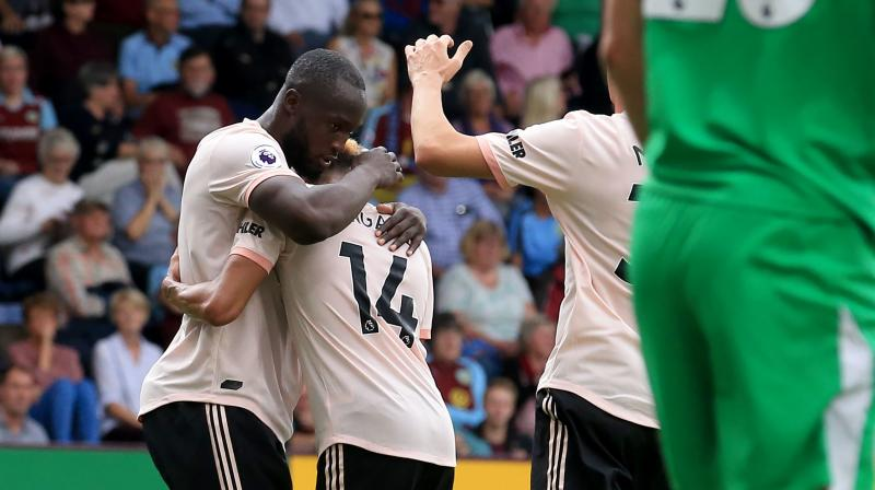United now has six points from its first four games. (Photo: AFP)
