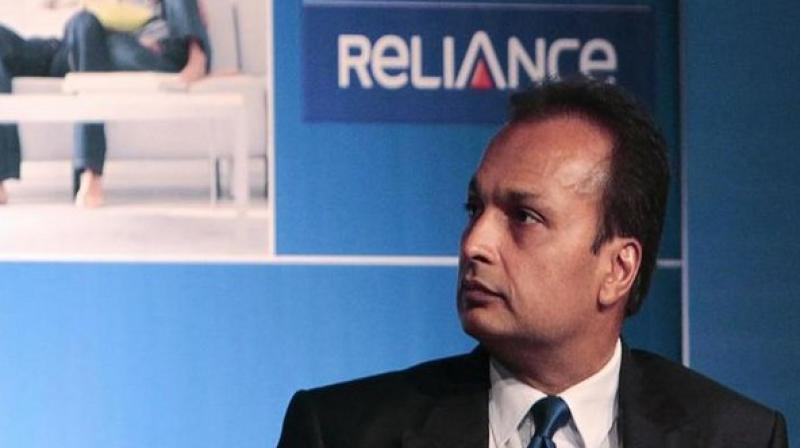 The company has made interest and principal repayments of Rs 72.65 crore on a range of instruments including non-convertible debentures. (Photo: ANI)