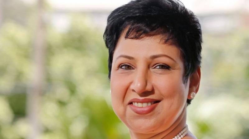 Samira Gupta, Chief Image Consultant and Executive Coach.