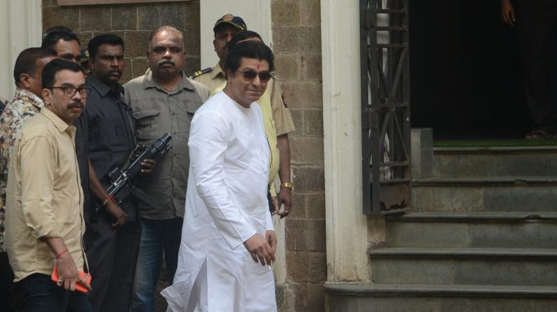 The ED has summoned Raj in a case pertaining to alleged irregularities related to Infrastructure Leasing and Financial Services (IL&FS) loan to Kohinoor CTNL. (Photo: Rajesh Jadhav)