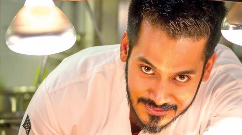 Chef Thomas Zechariah of The Bombay Canteen