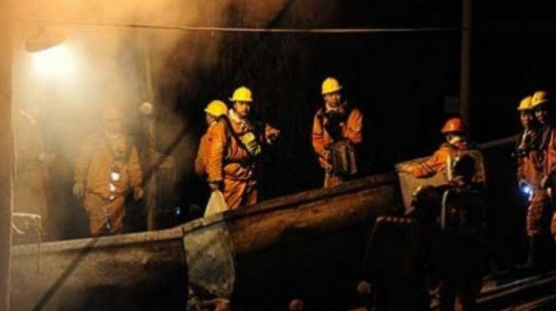 The state government has been under attack for the tardy rescue operation as family members claimed that miners would be safe in wind pockets inside.   (Representational image)