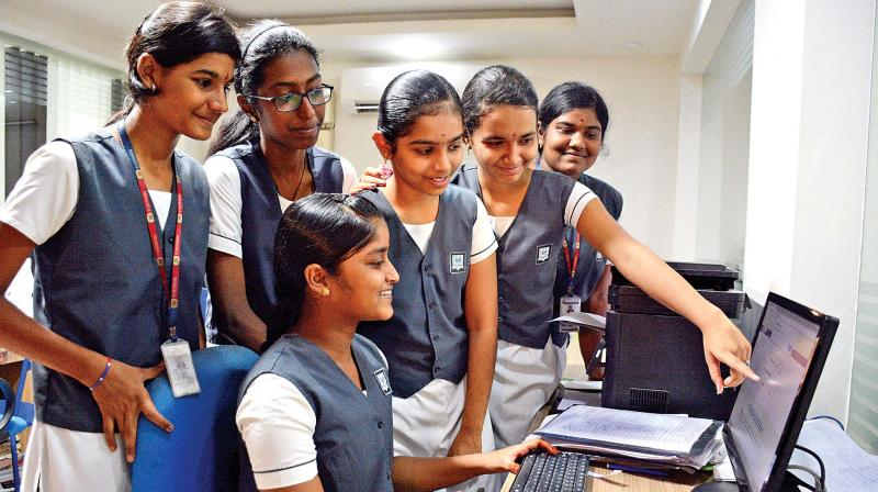 TN SSLC exam results: Students prefer computer science and ...