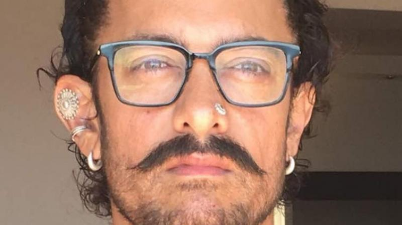 Aamir Khan is currently working on 'Thugs of Hindostan'.