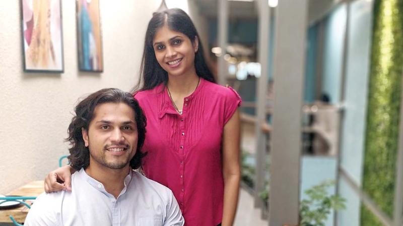 Apeksha and Krish Nayak