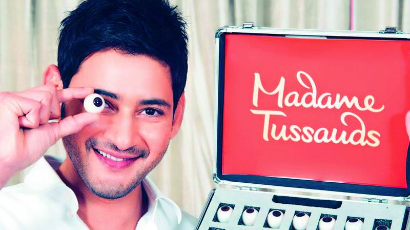 After Prabhas, Mahesh Babu to get his wax figure at Madame Tussauds
