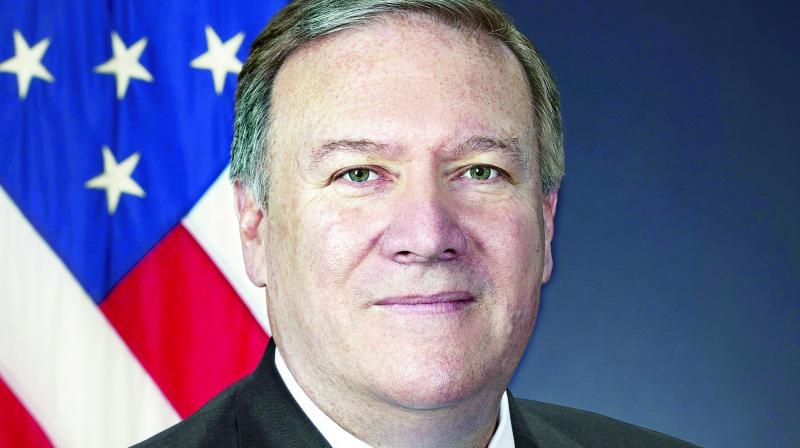 Prior to joining the Trump Administration, Pompeo was serving in his fourth term as congressman from Kansas' 4th District. (Photo: File)