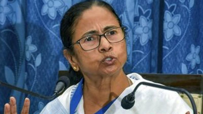 West Bengal chief minister and Trinamul Congress chief Mamata Banerjee (Photo: PTI)