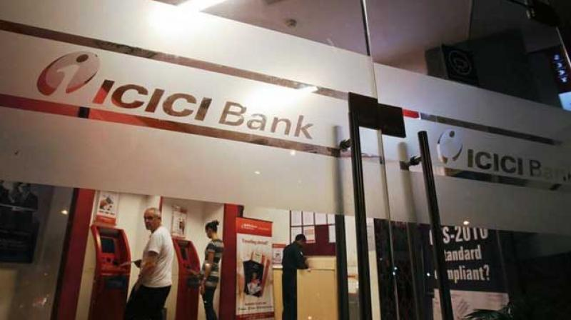 ICICI Bank is country's largest private sector lender.
