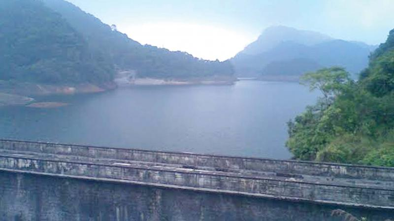 The catchment area of the dam was getting copious rains in the last two days, necessitating the release of water to keep it within safety limits, a press release said.
