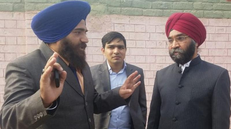 Sidhu thanks PM Imran over Kartarpur corridor initiative
