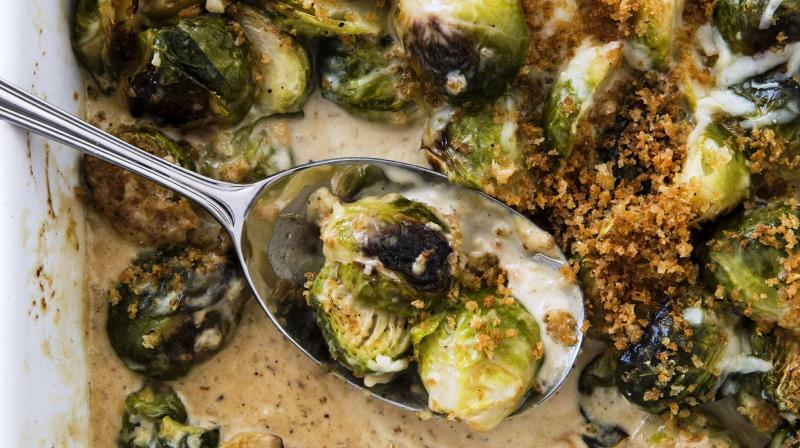 Healthy and tasty Brussel's sprout takes care of your everyday nutrition. (Photo: AP)