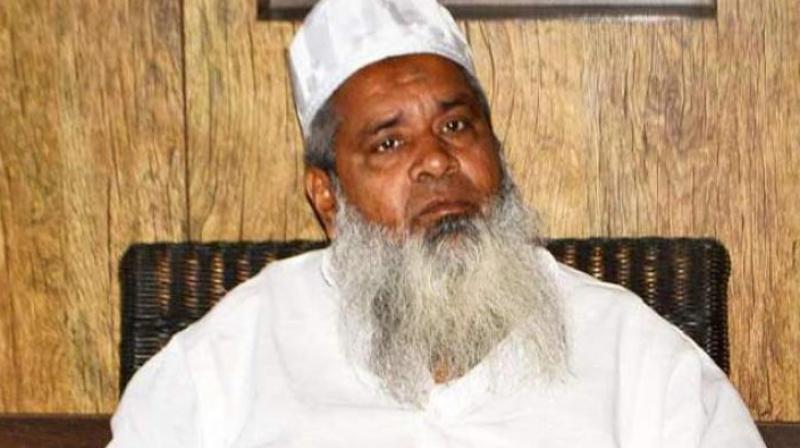 AIUDF chief Badruddin Ajmal (Photo: PTI)