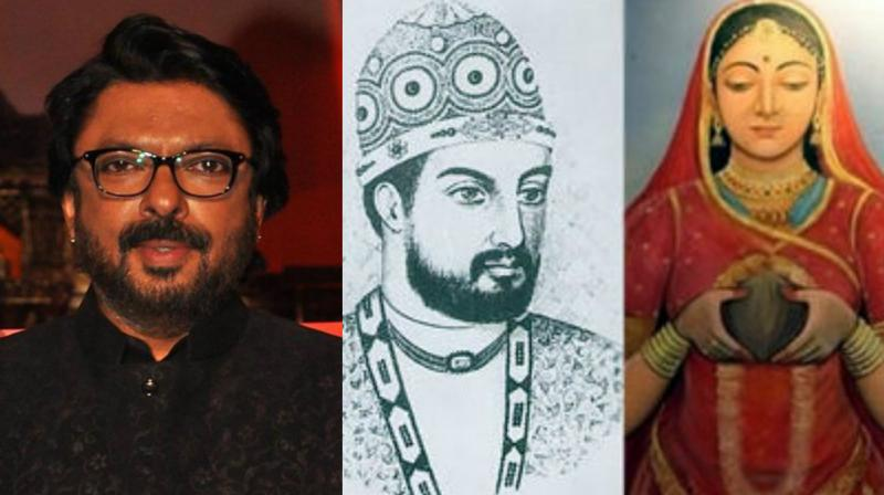 Before 'Padmavati', Sanjay Leela Bhansali had made 'Bajirao Mastani', another film on historical characters.