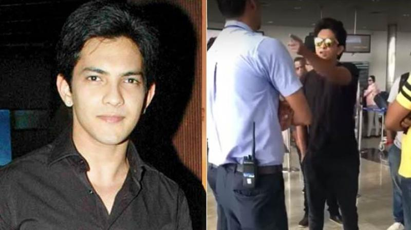 Aditya Narayan video went viral, and the singer-anchor became the subject of many news shows.