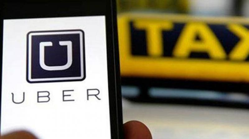 Uber argues it is a technology company that links self-employed drivers with people who need rides. (Photo: Representational Image/PTI)